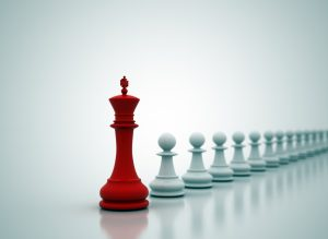 Leadership in healthcare executive recruiting