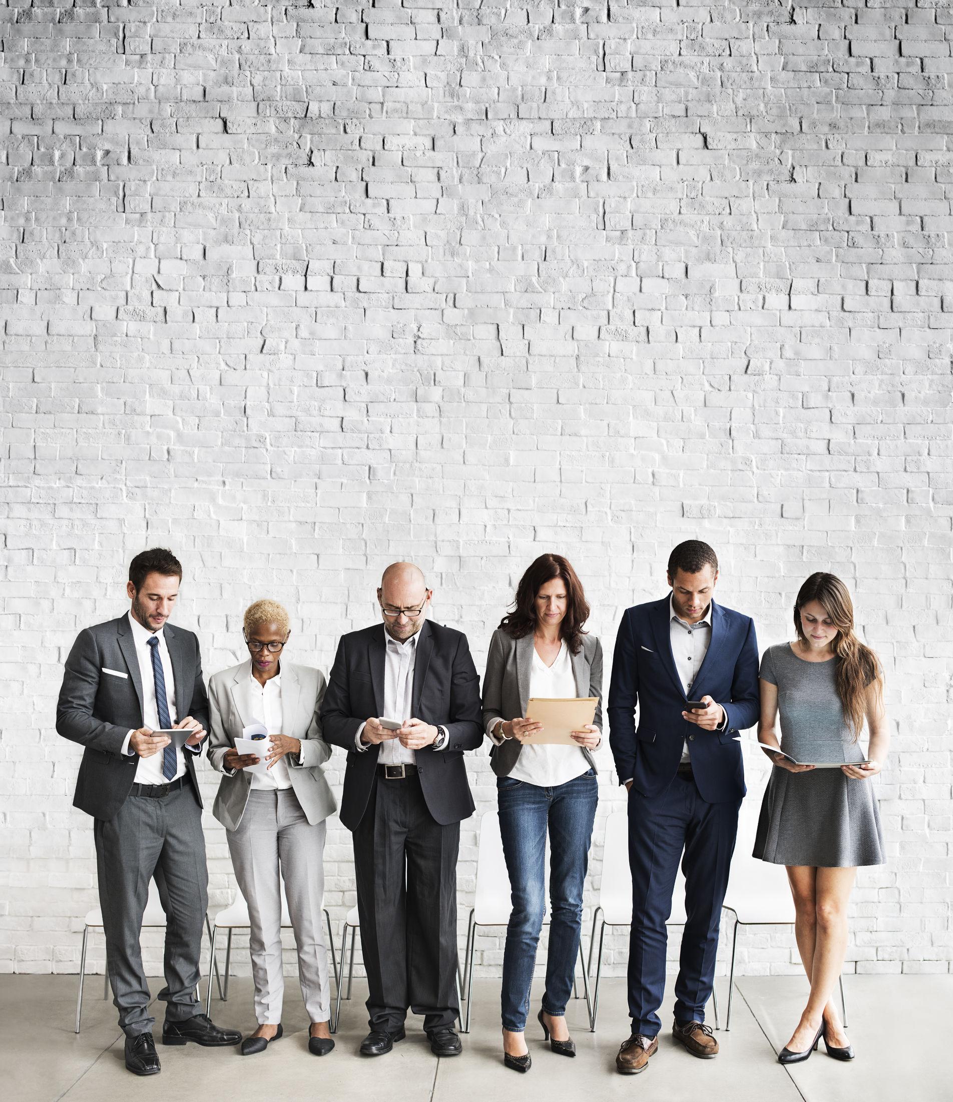 Hr Interview Recruitment Job Concept International