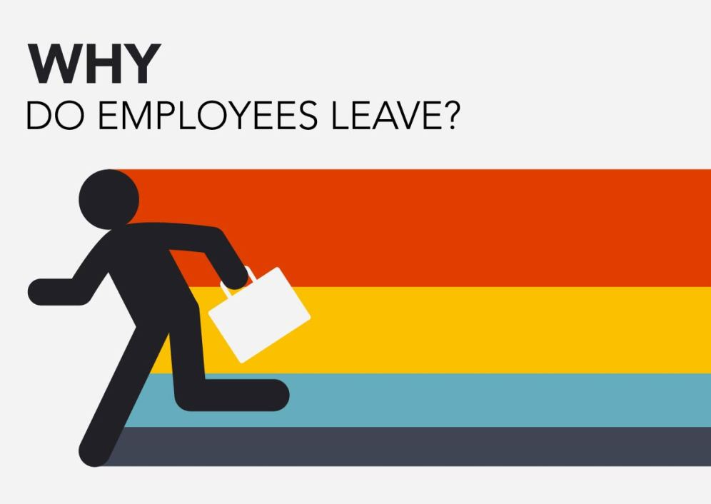 Why  People Quit In Their First Year of Employment ISC JOBS Can Help!