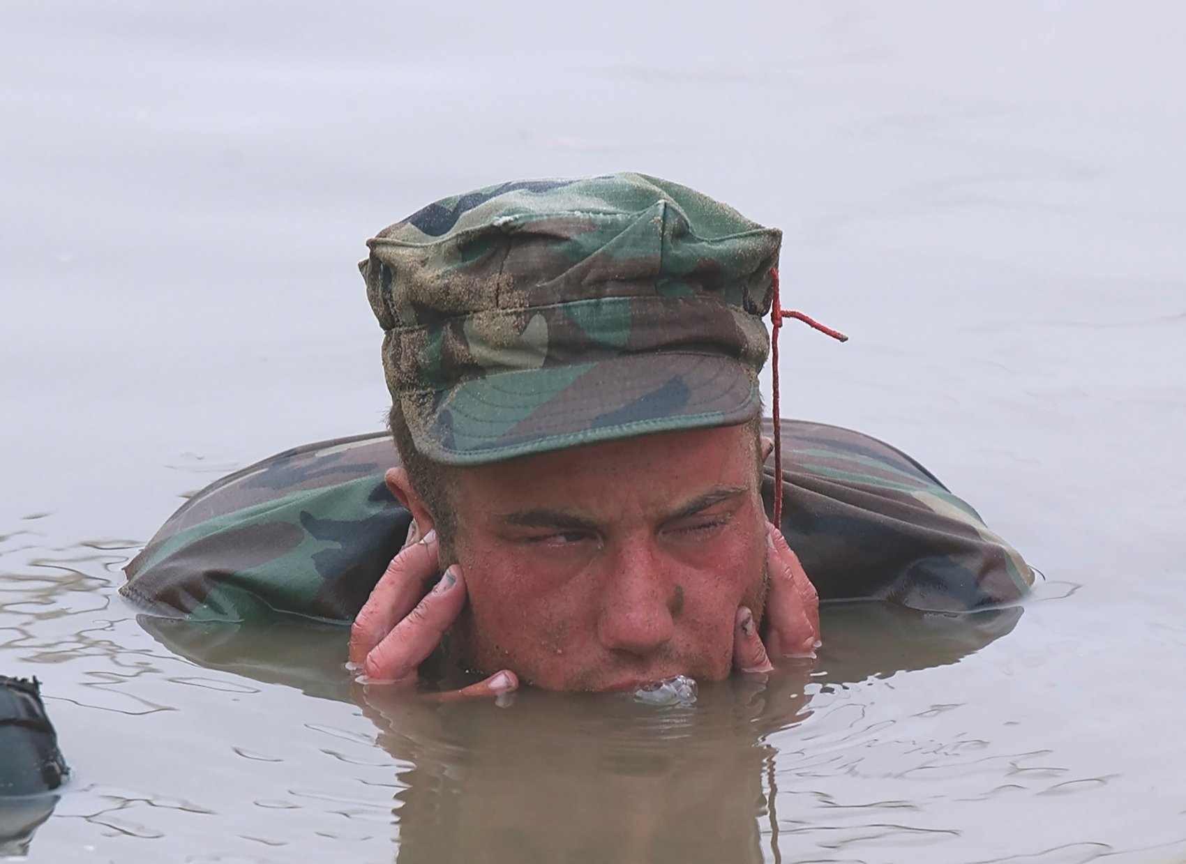 A former Navy SEAL's advice for tough times: Embrace the suck.