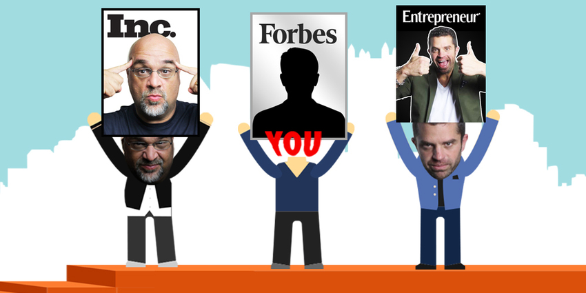 Become A Contributor for Forbes (And 8 Other Authority Sites)
