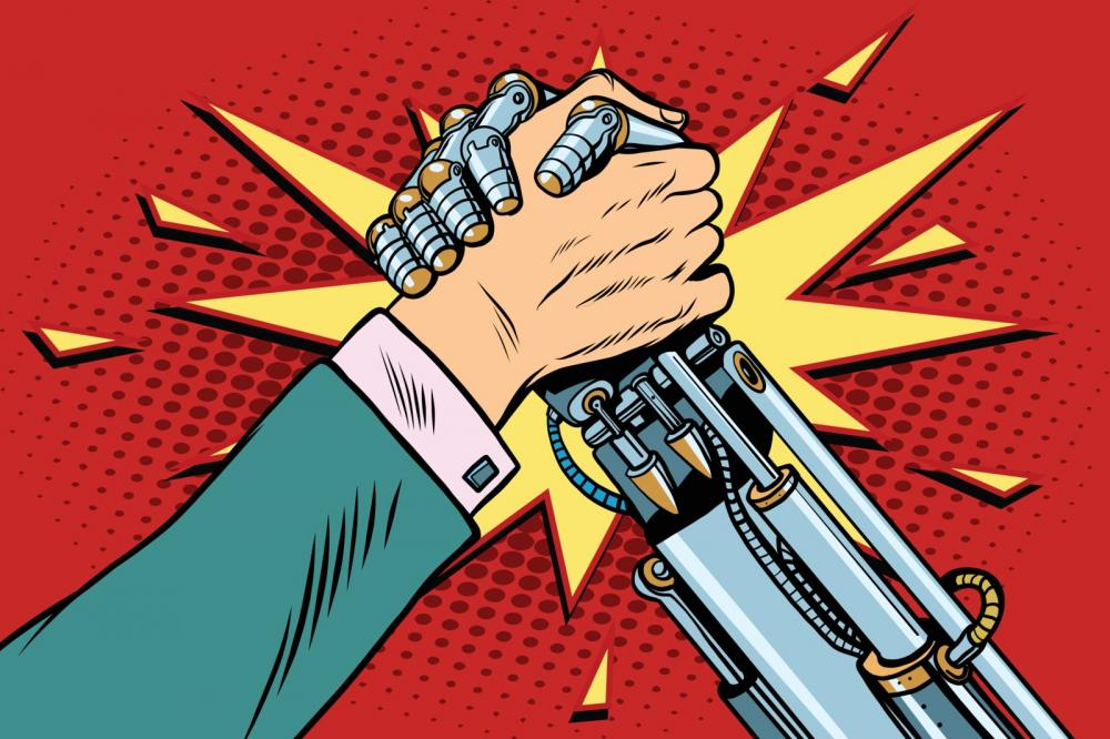 Man vs. Machine: Financial Analysts in an Age of Automation