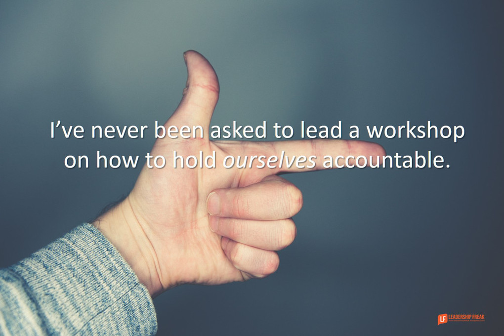 Nearly 50% of Upper-Level Managers Avoid Holding People Accountable