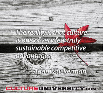 Only 15% of leaders said their firm's corporate culture was where it needed to be