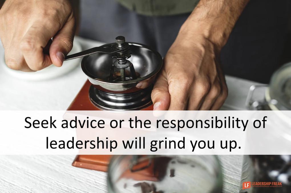 What I Learned from a Week of Advice-Seeking
