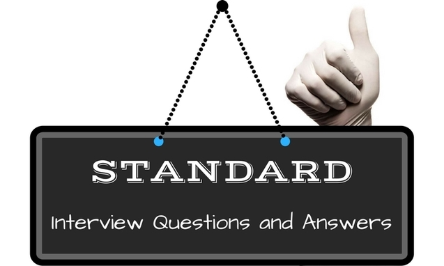 Top 26 Standard Interview Questions and Answers – WiseStep