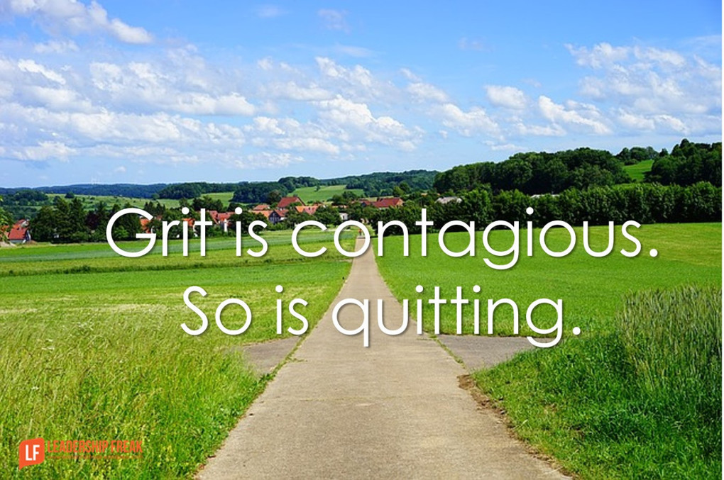 Where Grit Really Comes From