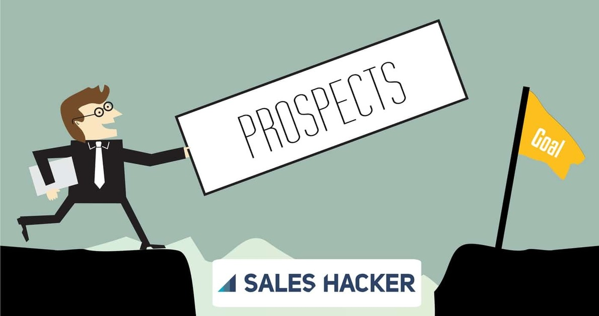 Sales Prospecting Tips That Changed My Career   Sales Hacker