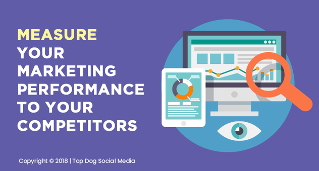 Measure Your Marketing Performance to Your Competitors