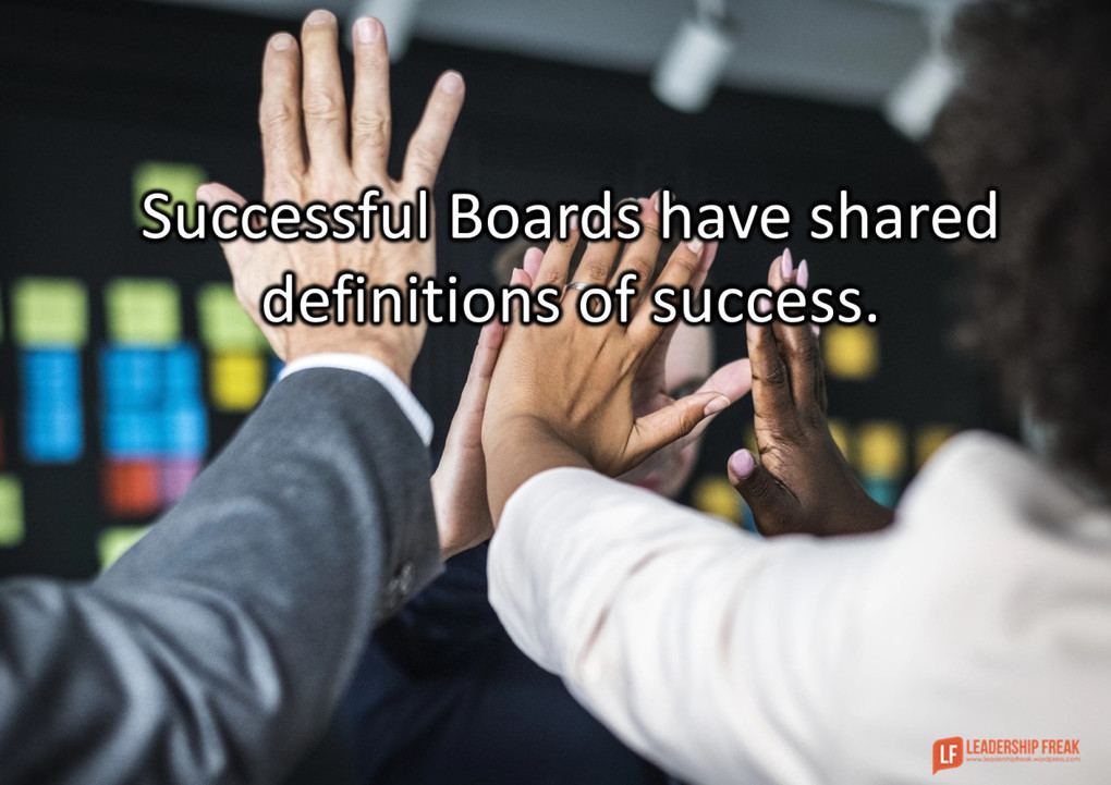 How to Teach Your Board About Servant Leadership