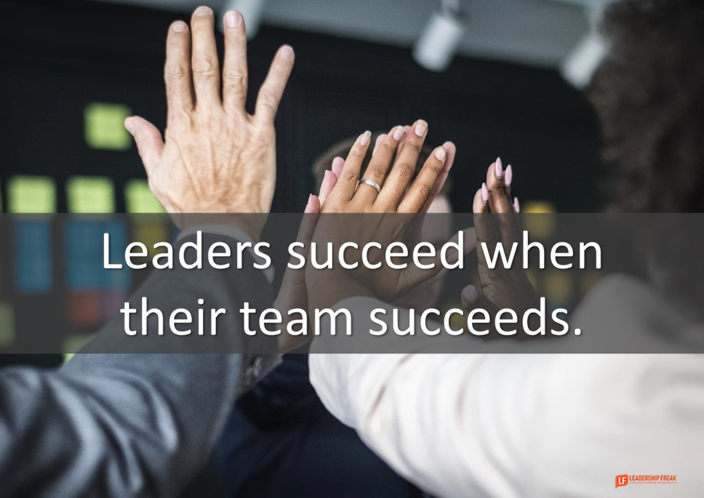 4 Ways to Be a Happy Leader