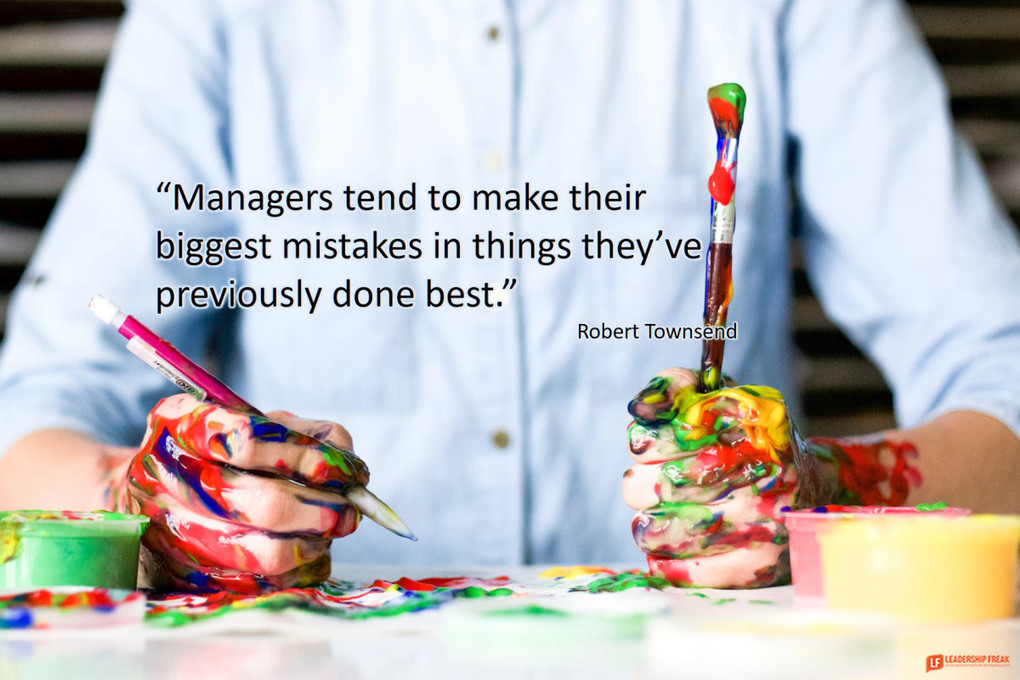 Why Your Biggest Mistakes Are Rooted in Your Greatest Successes