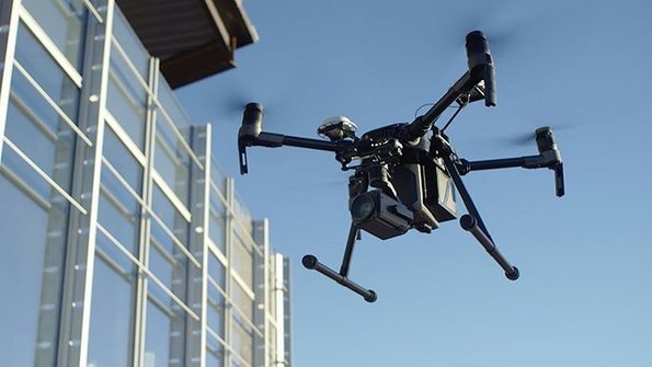 The uses of drones in construction