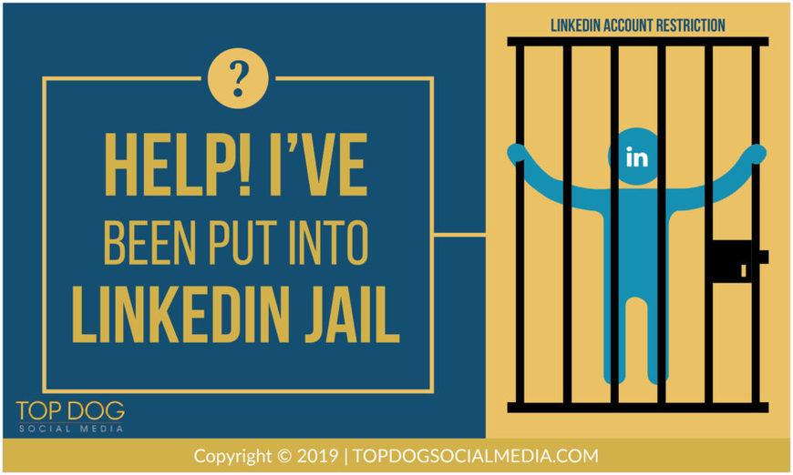 LinkedIn Account Restriction: Help! I've Been Put Into LinkedIn Jail