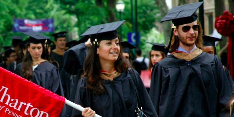 Business schools where graduates get paid the most