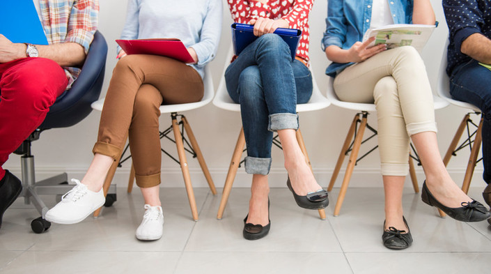 What recruiters are looking for when taking on new candidates