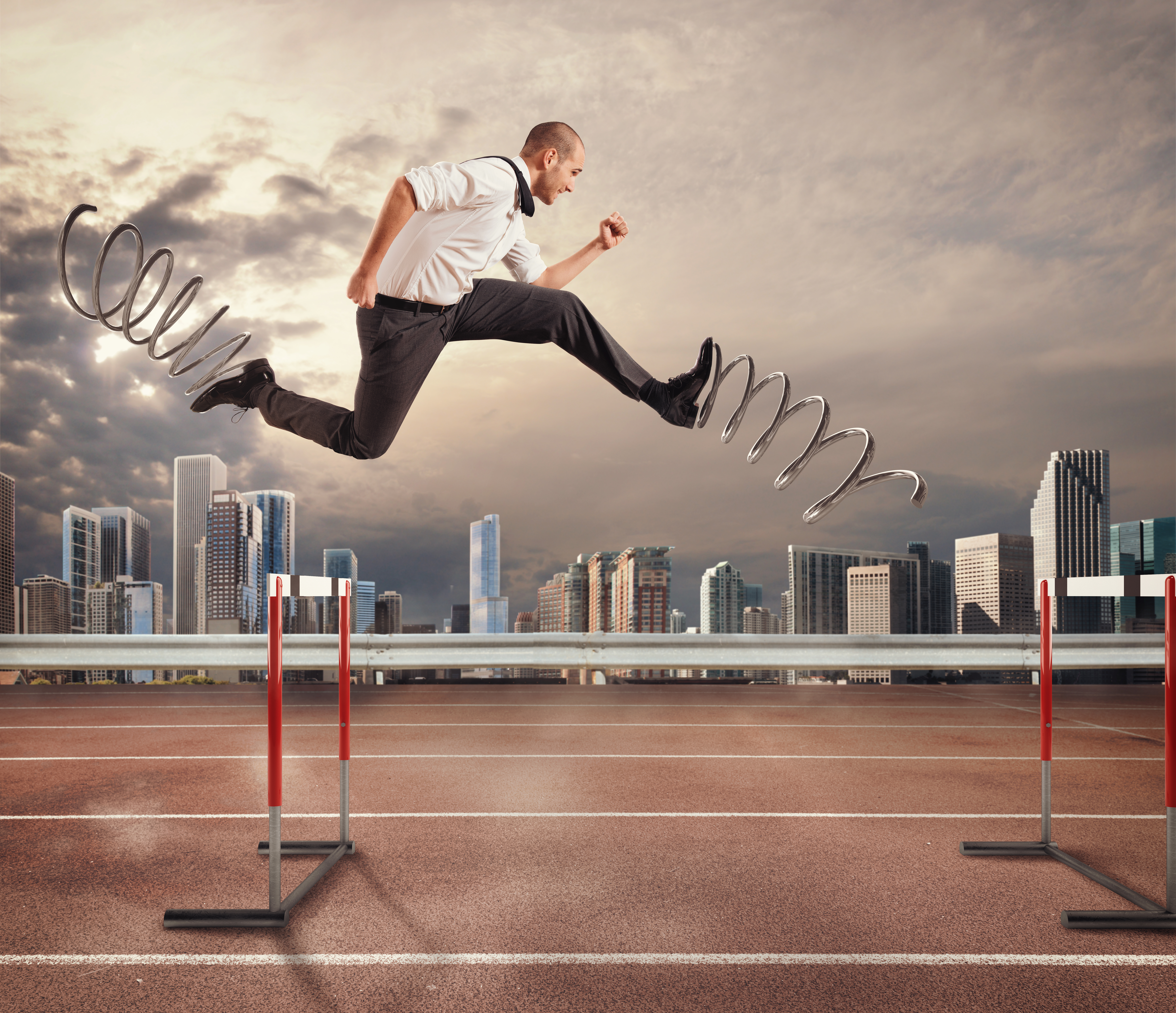 Overcoming Obstacles in the Workplace Series:  Stress Management for Leaders