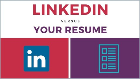 LinkedIn vs. Resume: 3 Key Differences