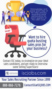Infographic: The Secret Formula to Increase Sales Success!