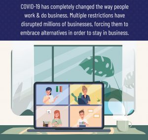 Infographic: Post-Pandemic – Why Remote Working is Here to Stay!