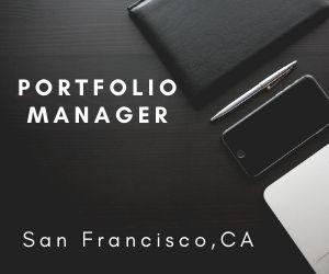 Portfolio Manager, SVP – San Francisco, CA