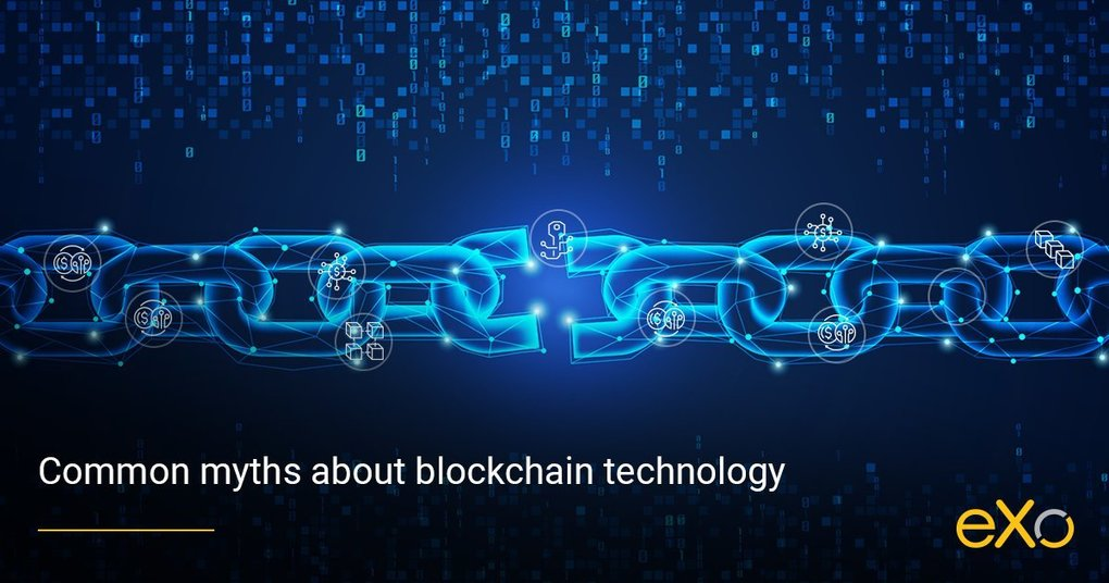 4 Common Myths About Blockchain Technology