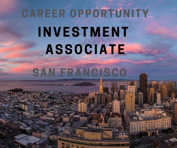 Investment Assoc_San Francisco