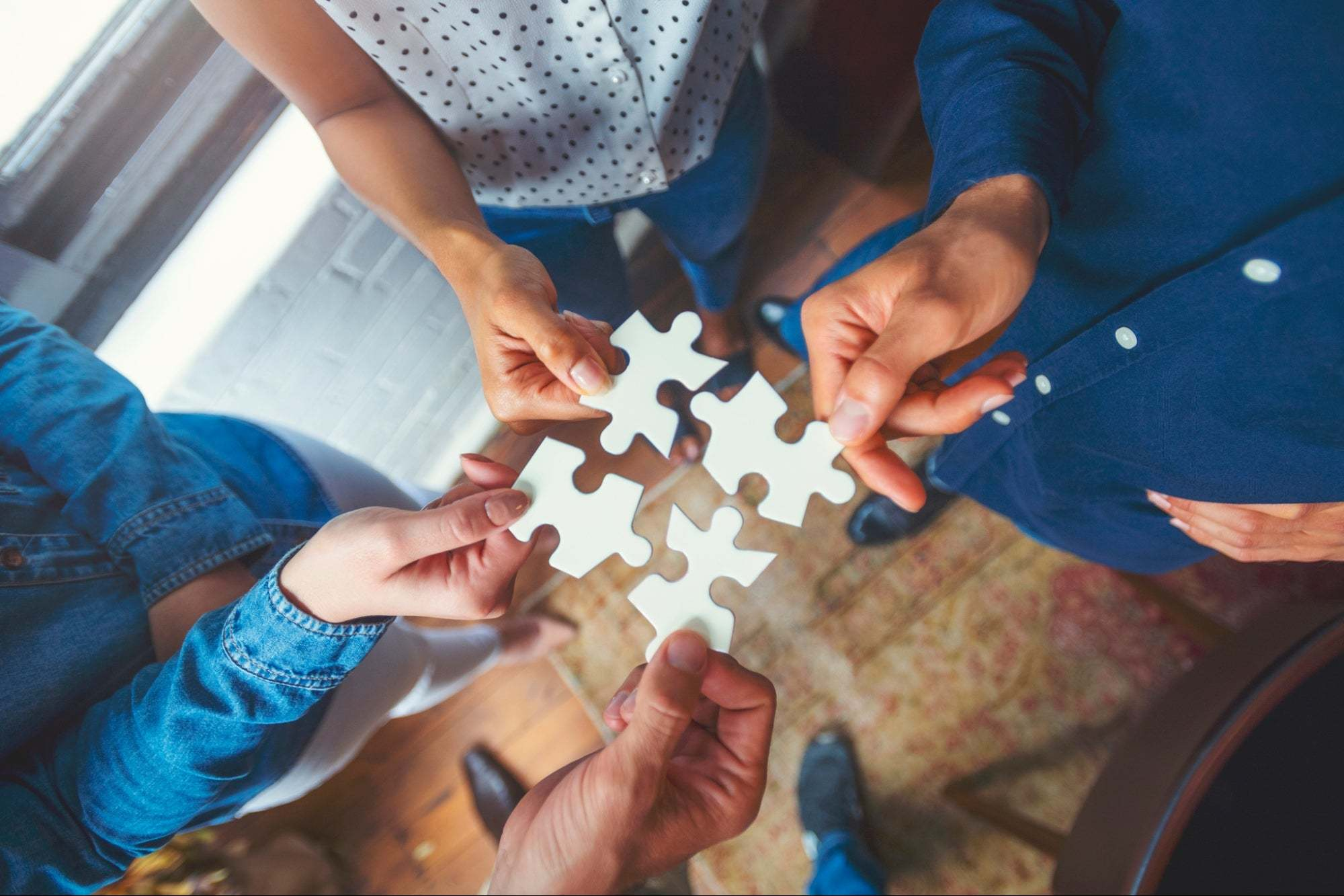 How to Build a Team That's True to Your Values