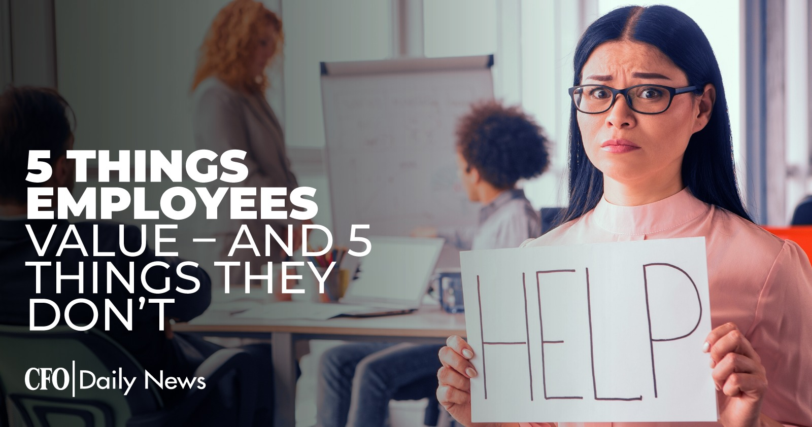What kind of leader do your finance staffers really need?